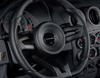 MAXIMO - volante/steering wheel