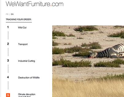 WWF /// WeWantFurniture.com