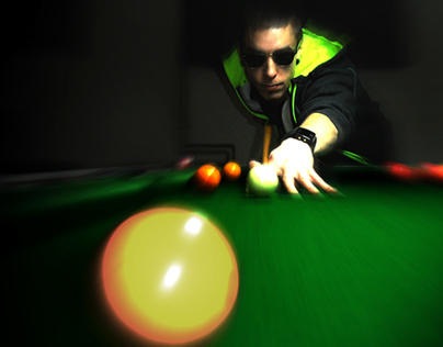 The uncrowned king of the snooker! (hahiha) :D