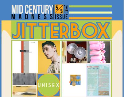 Jitterbox on exhibition @ Blackhall Studios London