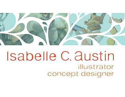 Portfolio Layout Design
