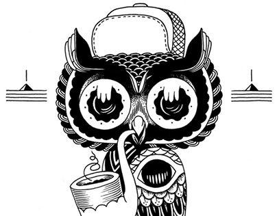 Boys Like Us - Owl, Boar, Cat, Baboon Tees