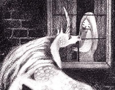 Personal pencil illustrations 2012