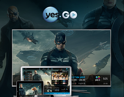 Yes Go. TV everywhere.