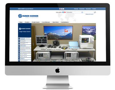 Huber+Suhner AG – RF Connectors