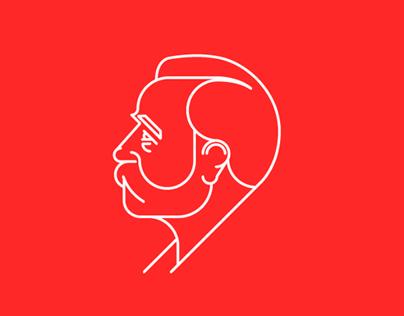 Antagónica illustrations