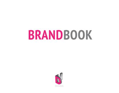 Brandbook - Architecture company DN Design