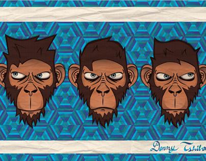 Monkeyz X Patternz