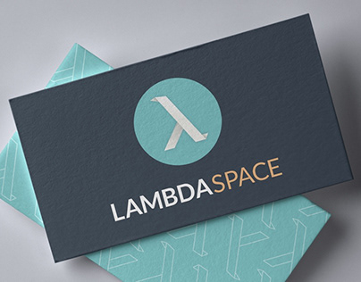 Lambda Space branding