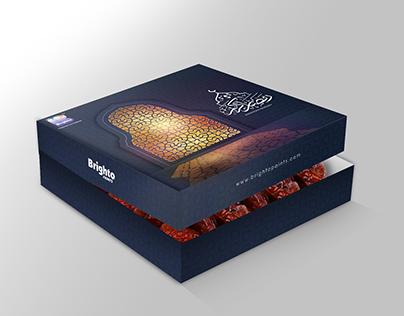 Dates Gift Box | Ramadan | Brighto Paints