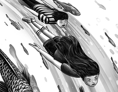 Un mundo fantástico bajo el agua - Edebé