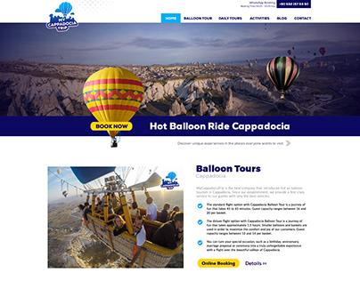 My Cappadocia Trip Hot Air Balloon Tour in Cappadocia