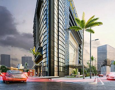Smart building proposal (57357 hospital)