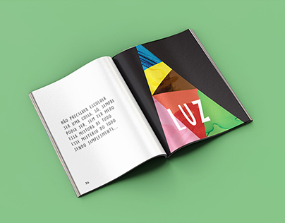 RAIO DE LUZ / Children's book