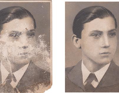 Реставрація фото (портрету)