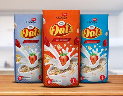 Oats Package Design