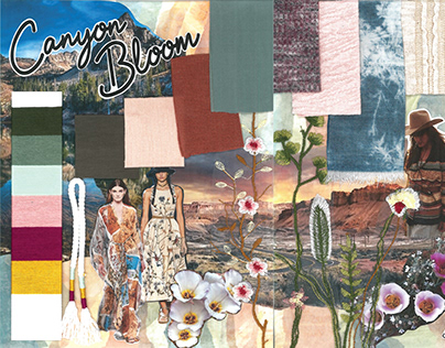 Canyon Bloom - Project for Sundance - Spring 2021
