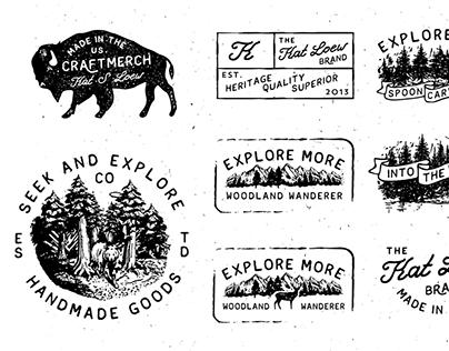 Affordable Logo Templates By Jørgen Grotdal