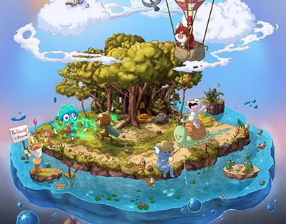 Isometric Island