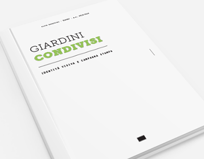 Giardini Condivisi // Bachelor Thesis