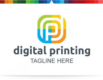 Digital Printing | Logo Template