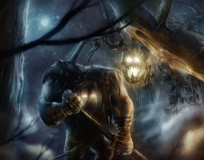 Yorick the Gravedigger