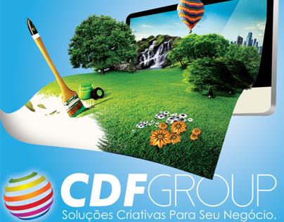 Cartaz para CDF Group