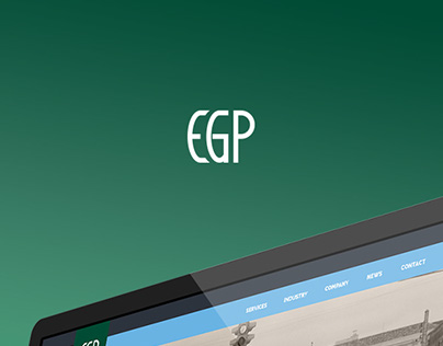 EGP  Website Design