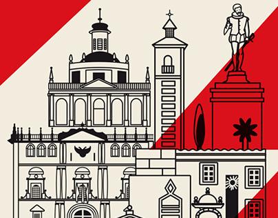 Ciudades legado. Madrid patrimonio mundial