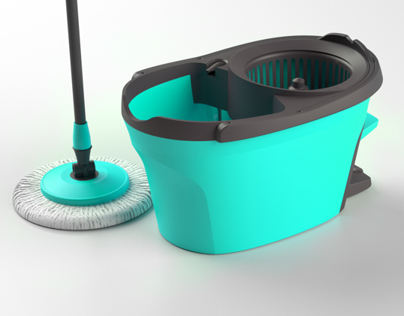 Mop Bucket Restyling Project