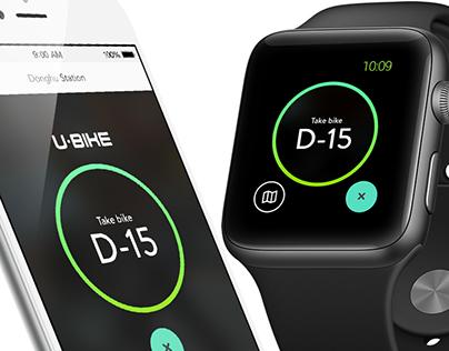Ubike Concept - UI/UX