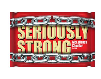 Seriously Strong (Design Bridge Dogs Bollocks)