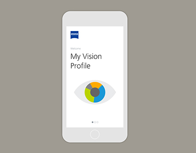 Carl Zeiss Vision – My Vision Profile Application
