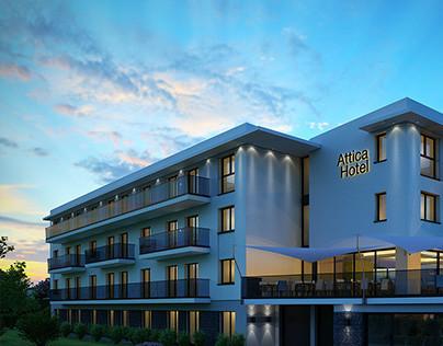 Attica Hotel - Attica Immobilier