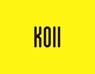 Koii - Brand identity and web design