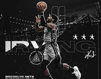 Kyrie Irving | Brooklyn Nets | NBA