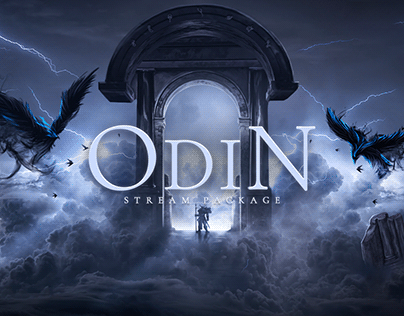 Odin | Animated Stream Package
