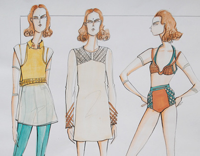 Architectural classicism- Resort collection