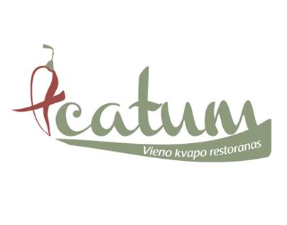 Acatum. One odor restaurant