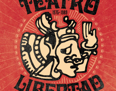 Teatro Libertad UA LIbrary Special Collections Exhibit