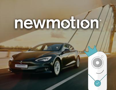 NewMotion B2B Landingpage 2017