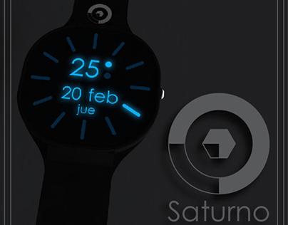 Saturno | Watch Concept
