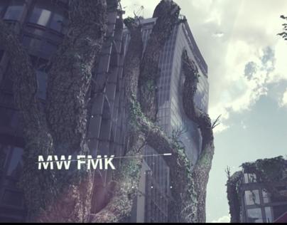 FMK / Launch Film - graphic design