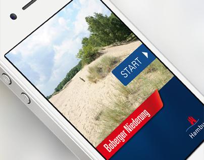 Nature Walk - Edutainment App
