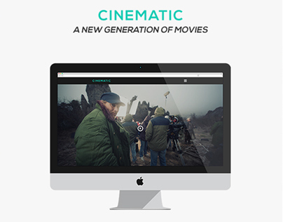 PSD TEMPLATE - CINEMATIC