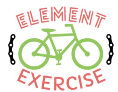 Element Exercise Logo / Website Design