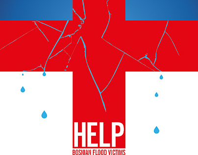 Help Bosnian Flood Victims