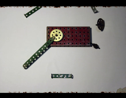 Meccano Stop-frame Animation