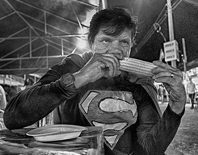 A Day In the Life of Superman