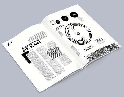 Panopticon | Article and infographics design